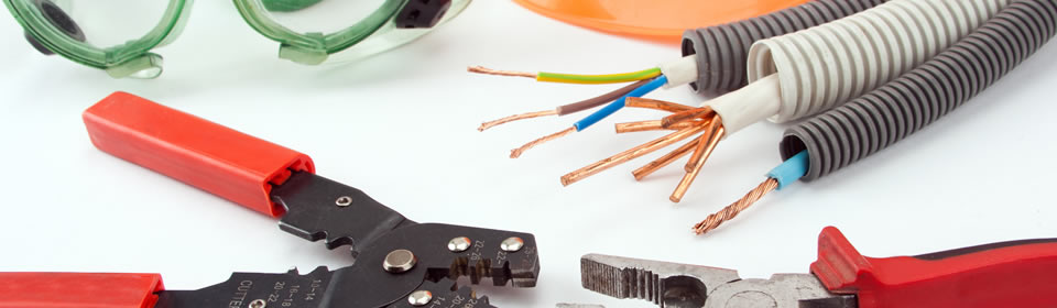 gereedschappen elektricien