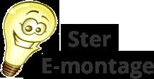 Logo Ster E-montage
